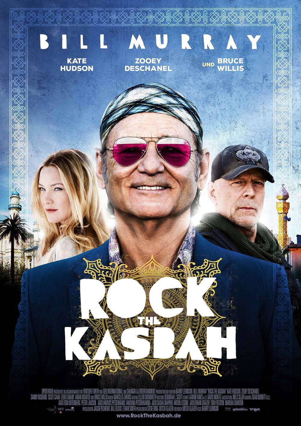 "Tobis<a href=""/rock-the-kasbah"">→</a><strong>Adaption</strong>"