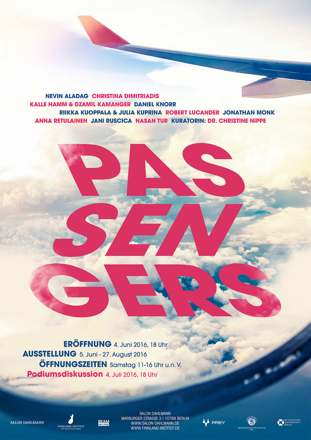 "Finnland Inst.<a href=""/passengers"">→</a><strong>Kreation</strong>"
