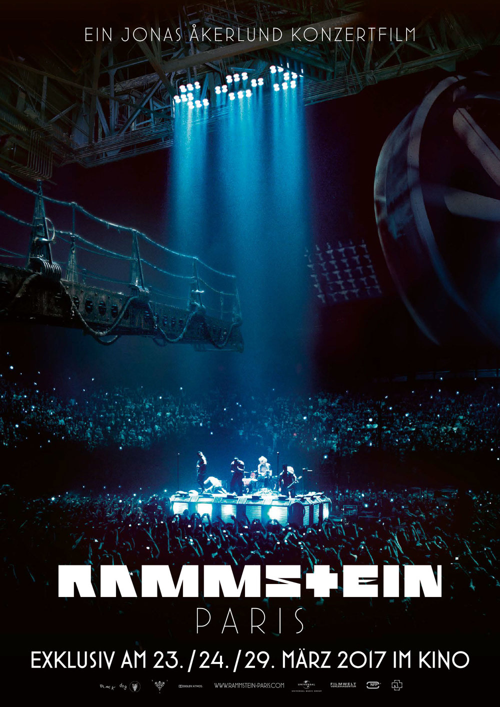 "NFP*<a href=""/rammstein-paris"">→</a><strong>Adaption</strong>"