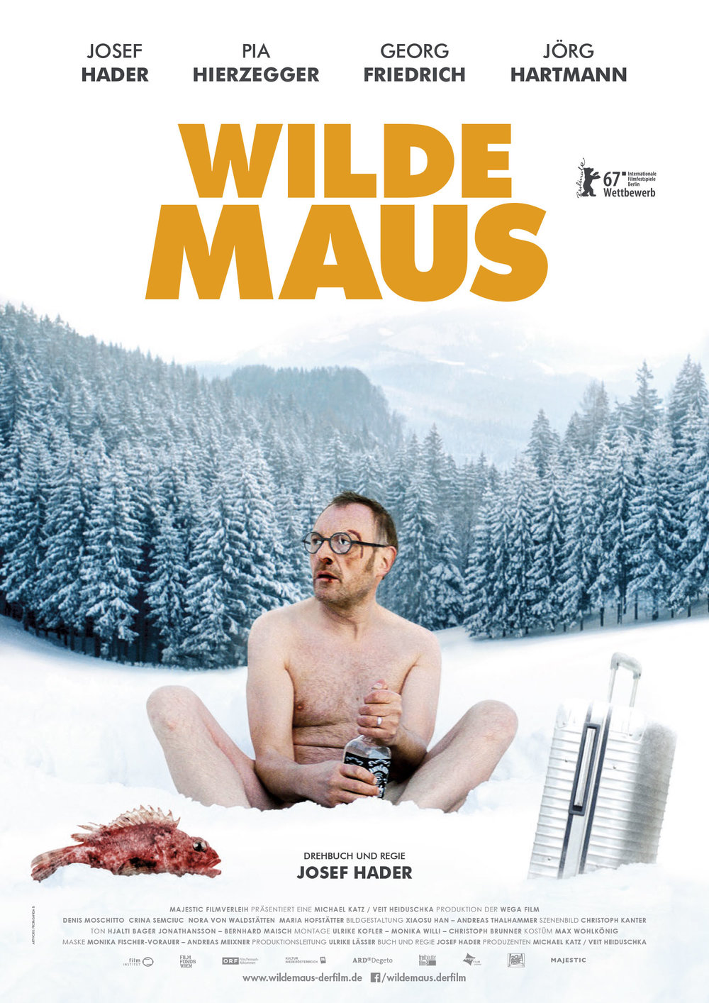 "Majestic Filmverleih<a href=""/wilde-maus"">→</a><strong>Kreation</strong>"
