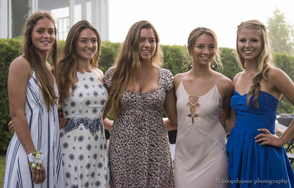 waynflete pre-prom party
