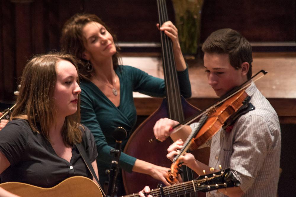 gypsy girls string studio student recital, february, 2016