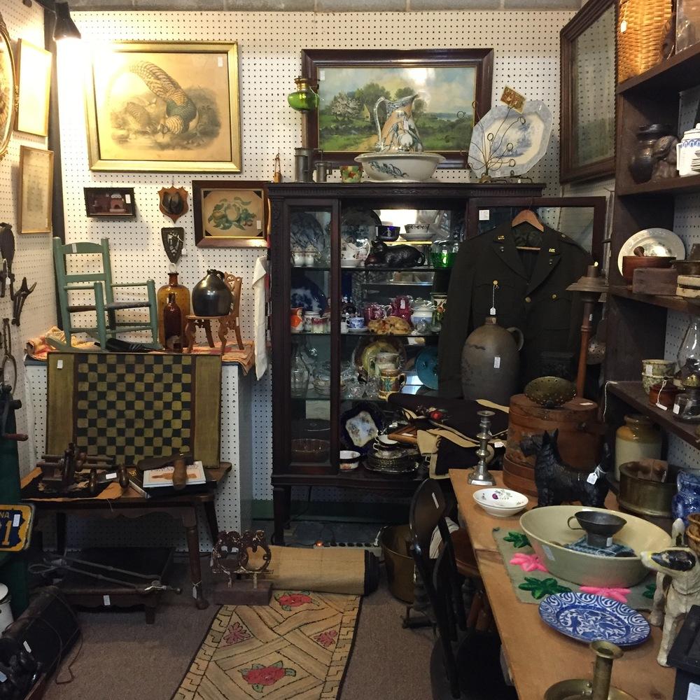 A    llen's Antiques