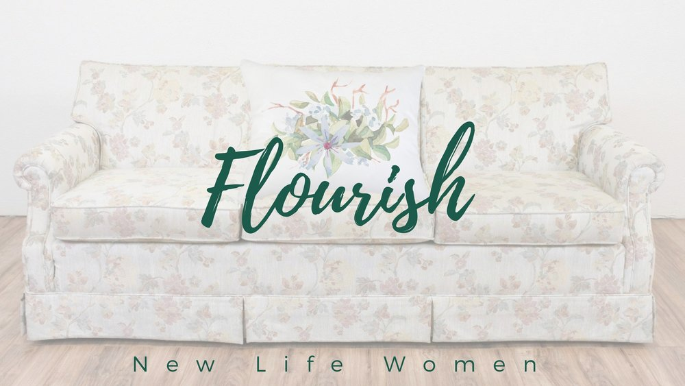 new life baptist church women's ministry flourish Greencastle, IN
