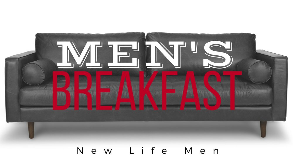 Men's Ministry Men's Breakfast New Life Baptist Church Greencastle, IN