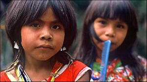 Children of the Amazon