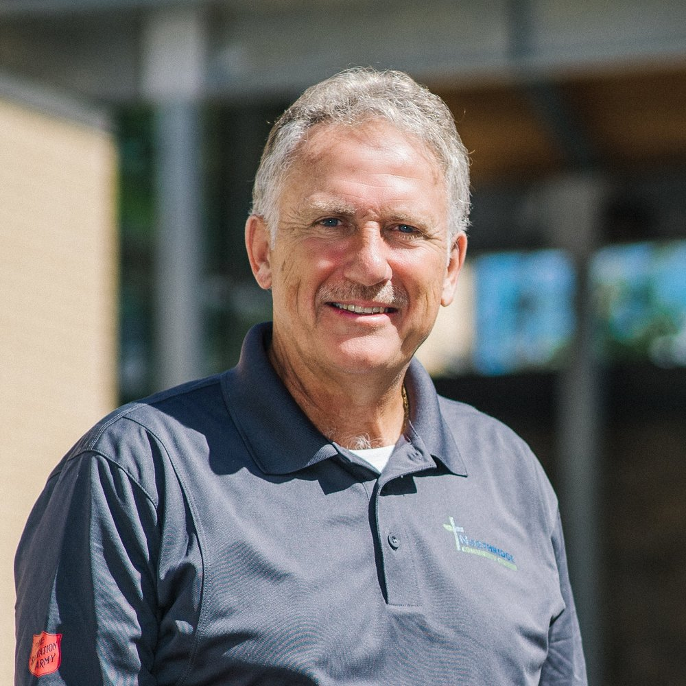 Brian Bishop   Lead Pastor