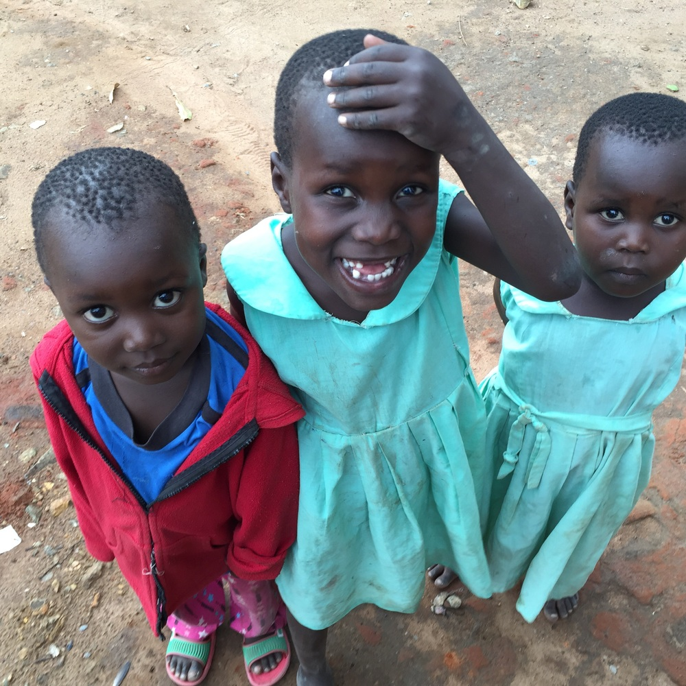 In Kumi, the AIDS epidemic is obvious by the number of orphans alone.
