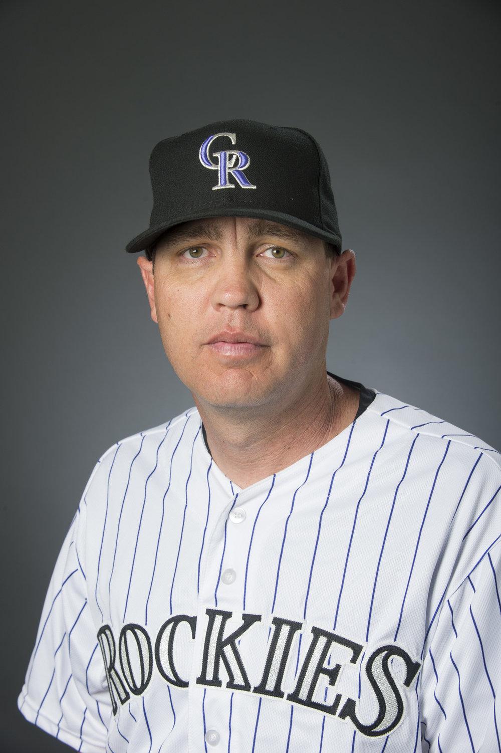 Andy McKay - MLB Rockies
