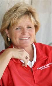 Margie Wright - Fresno St. Univ.