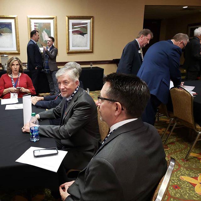 Missouri Hall of Fame 2019 Inductees - press room