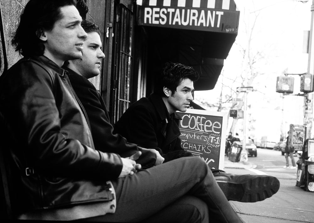 Pic from my archive   John Spencer Blues explosion shot in their home town of New York.