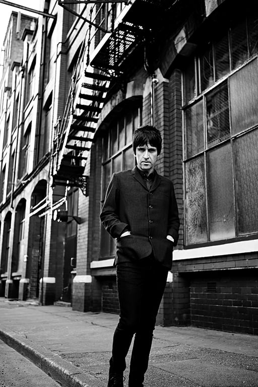 New shoot with Johnny Marr. More photos to follow.   Look out for the new album in October