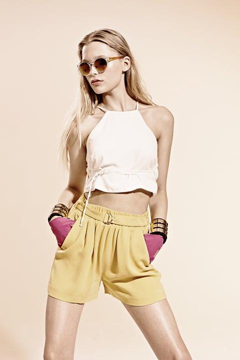 Model Adrianne