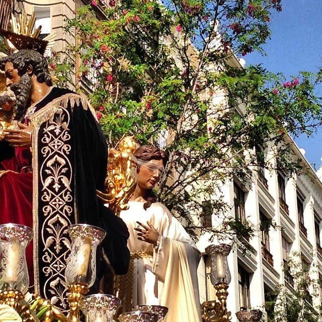 #sabadosanto Seville #Seville
