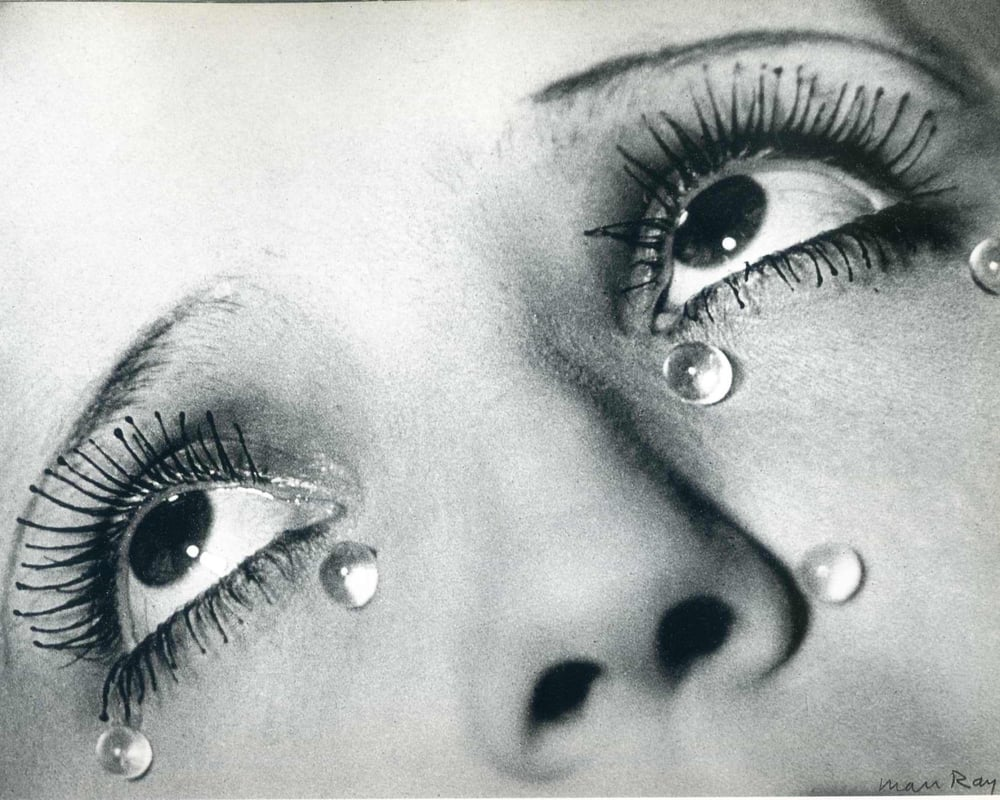 Man Ray exhibition now opened at the National Portrait Gallery. Go and see this exhibition. It's a must for any aspiring photographer.