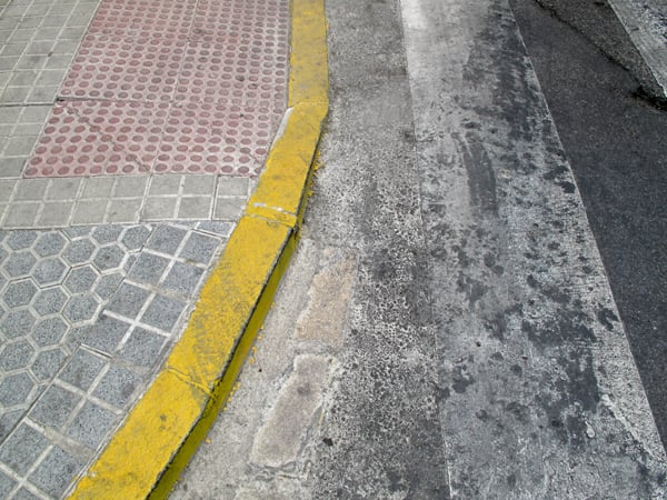 pavement in Portugal