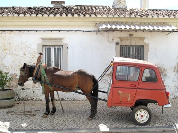 HORSE & CAR