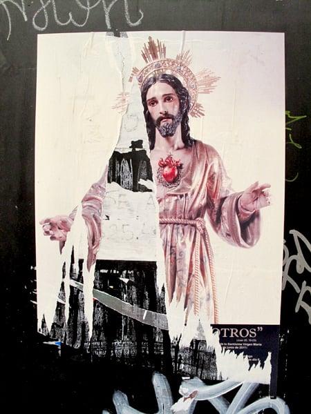 jesus in Seville