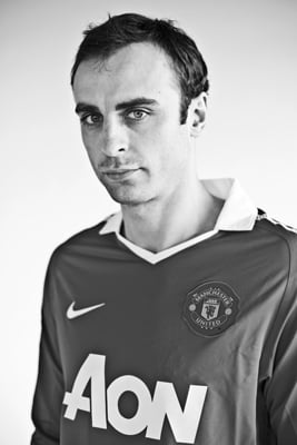 THIS WEEKS SHOOT WITH BERBATOV