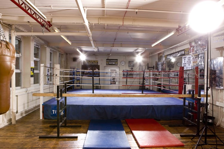 Gallagher's Gym
