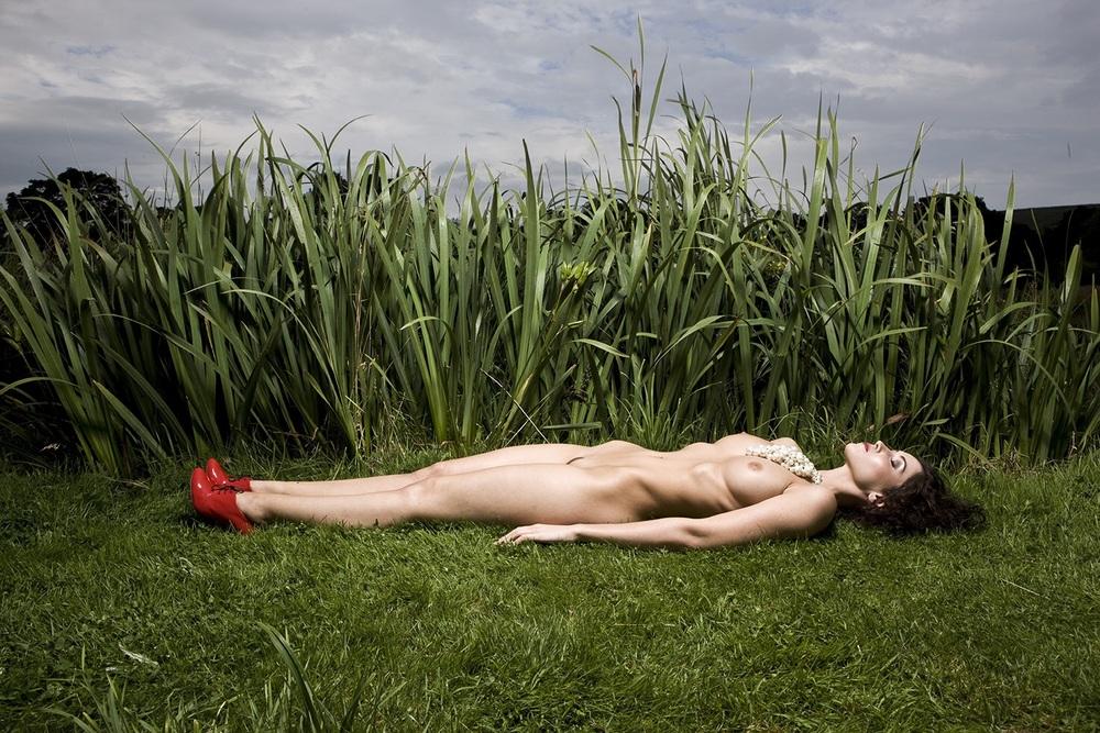 Model Jen Saul