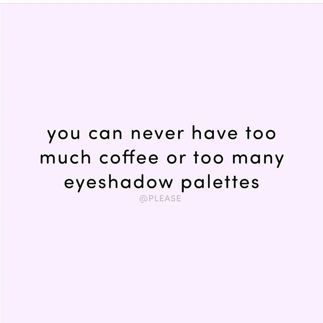 This truly doesn't need much of a caption because it's just that correct💡  Book your trial for your upcoming event ✨ . . . #makeup #makeuptrial #knottiglamcrew #eyeshadowpalette #covergirl #coffeeandmakeup #hairandmakeup #bridal #mua #weddingseason