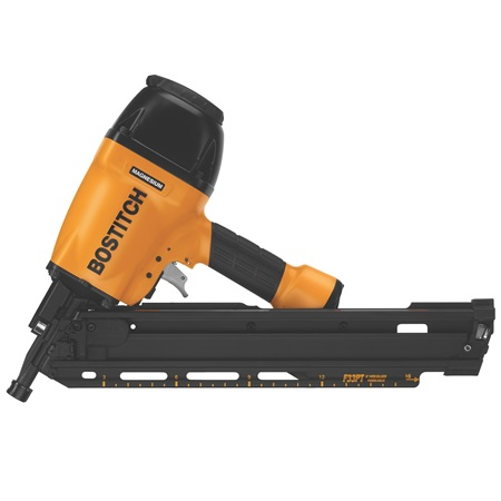 Bostitch F 33PT Clipped Head Nailer — PIRANHA NAIL AND STAPLE, INC.