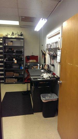 Parts And Repairs PIRANHA NAIL AND STAPLE INC