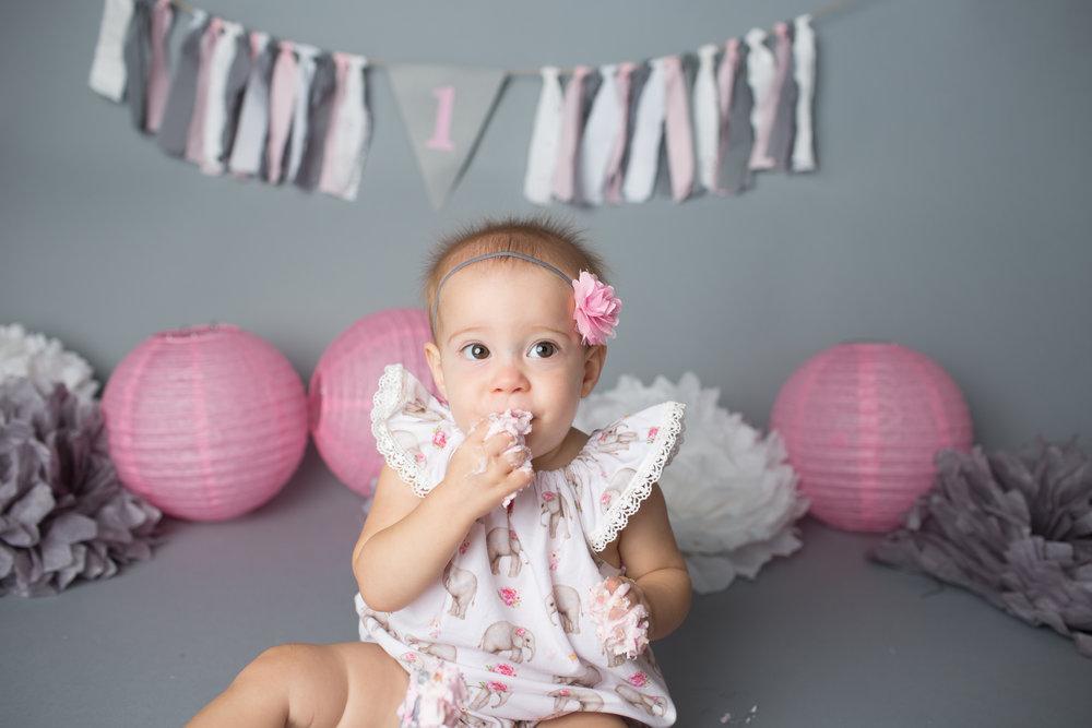 Baby Milestone Sessions -
