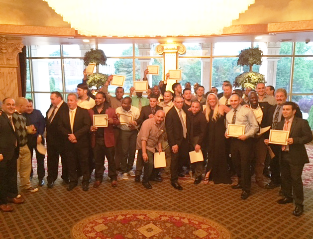 Local 363 Graduation Dinner, June 3, 2016