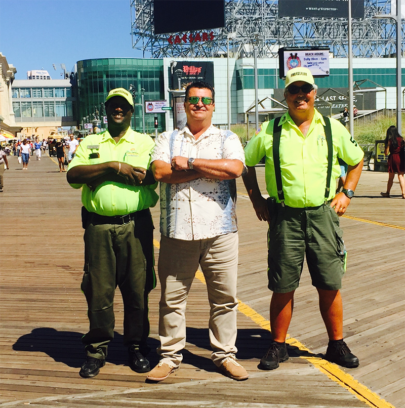 Atlantic City Ambassadors, Local 255