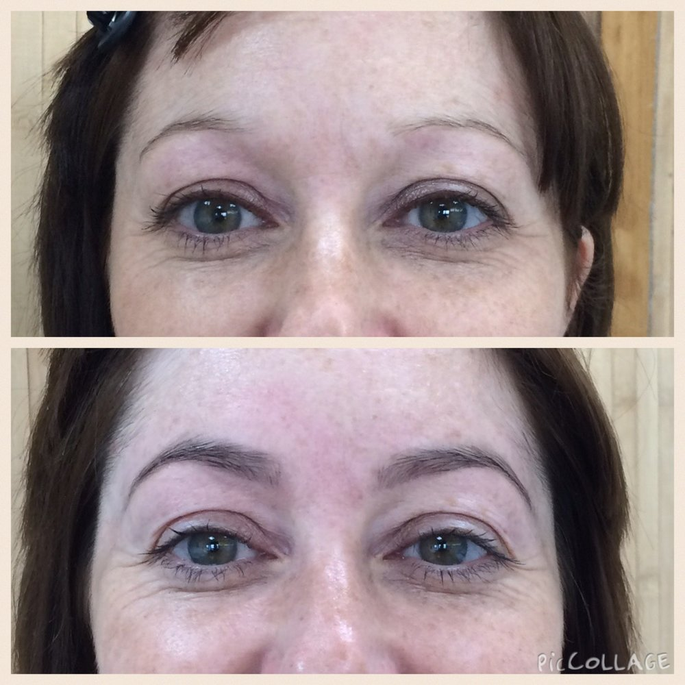 3 Months Into Eyebrow Rehab Queen Of The Castle