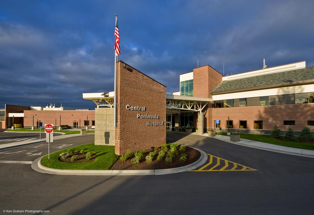 Central Peninsula Hospital