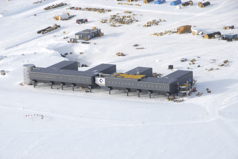 Amundsen-Scott South Pole Station