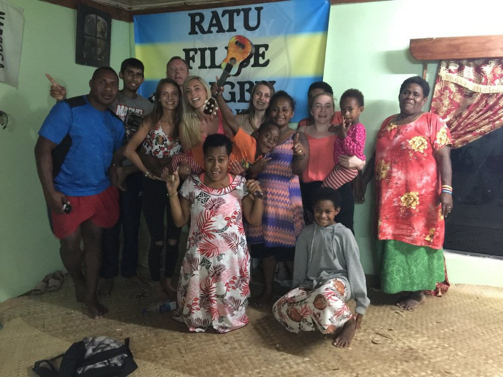 Travel Teachers Fiji Family