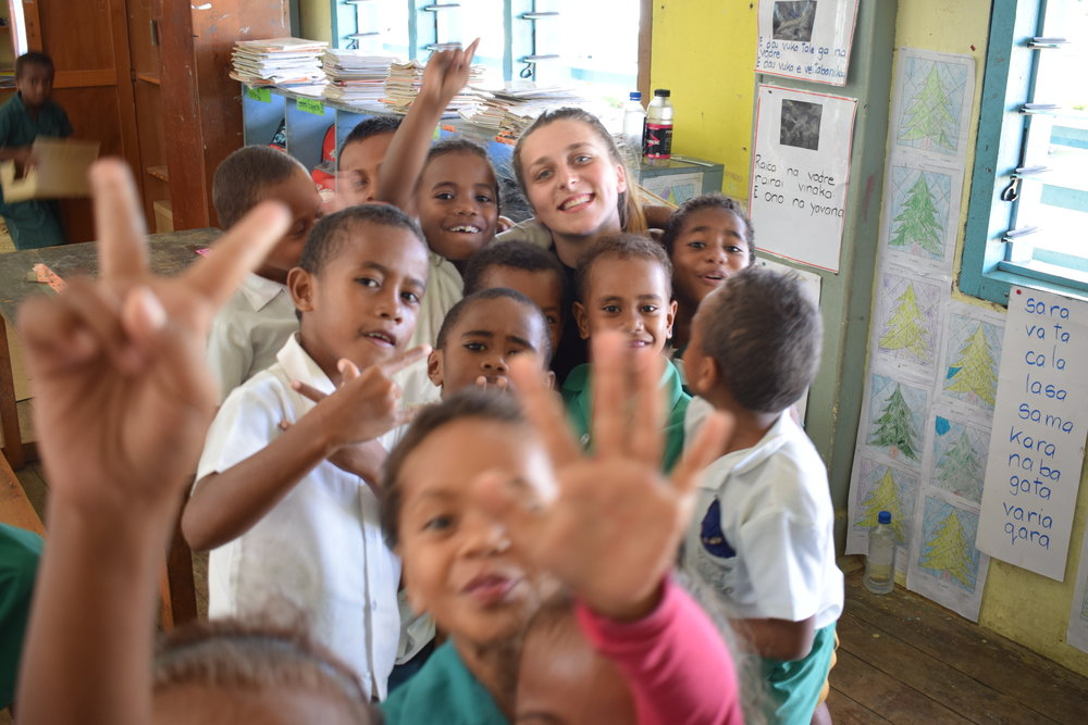 Travel Teacher | Volunteer Abroad in Fiji
