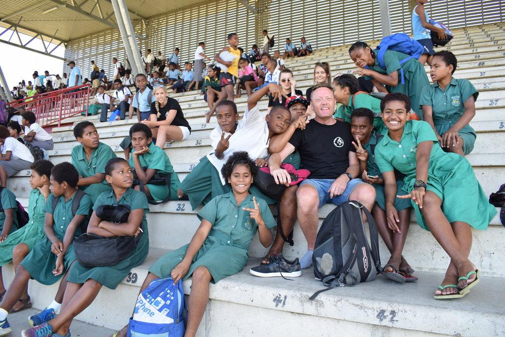 Travel Teacher | Supporting school sports in Fiji