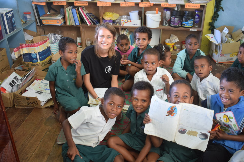 Travel Teacher | Volunteer in a local school in Fiji