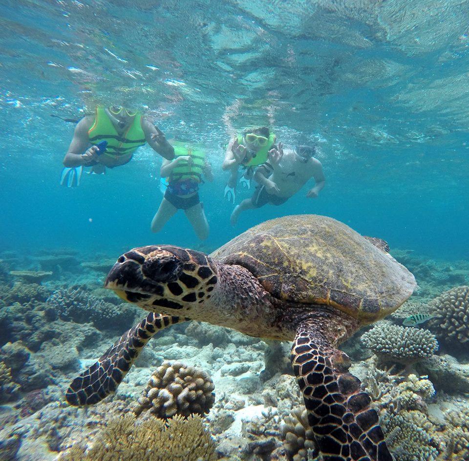 Travel Teacher school trips in The Maldives