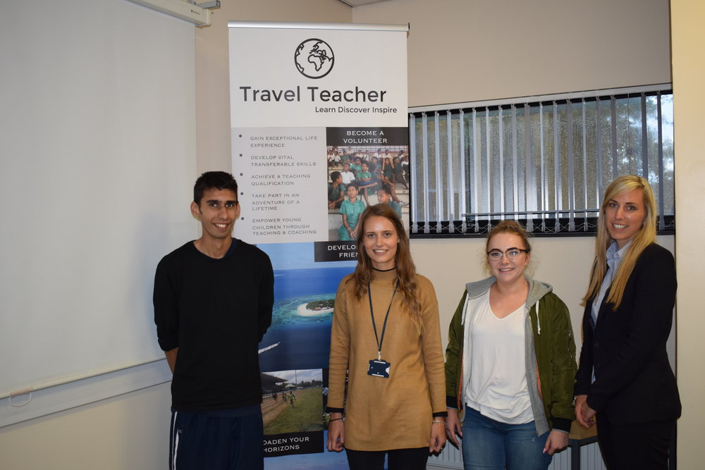 Travel Teacher Training Workshop