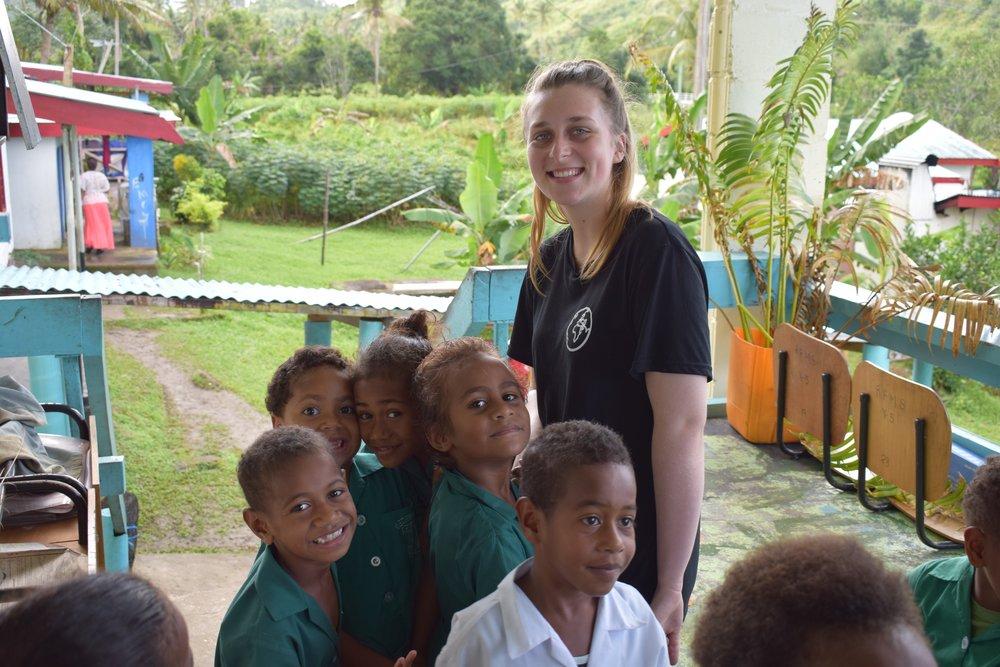 Courtney Fynan Travel Teacher