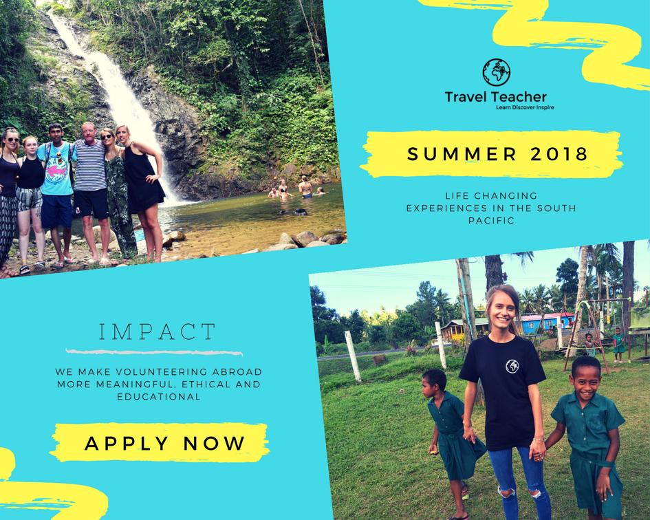 Travel Teacher Impact Expedition