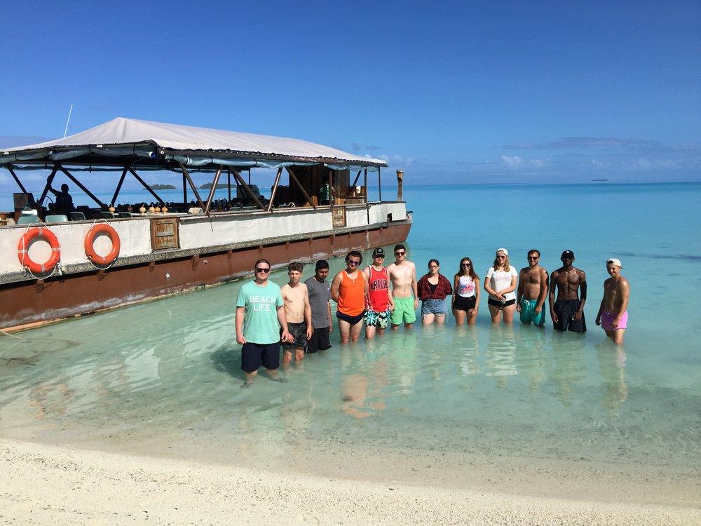 The Vaka Cruise   Travel Teacher