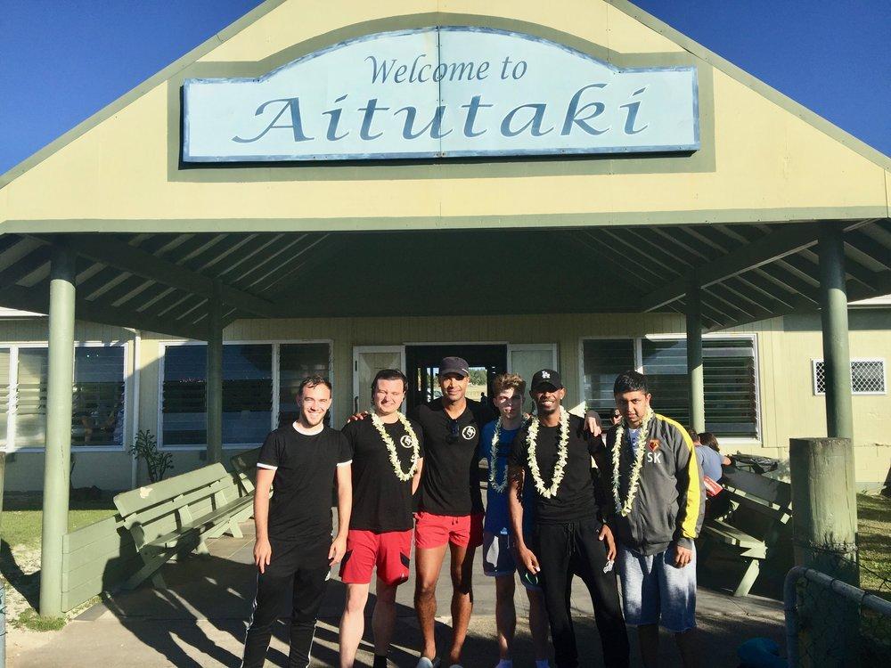 Travel Teacher | Welcome to Aitutaki