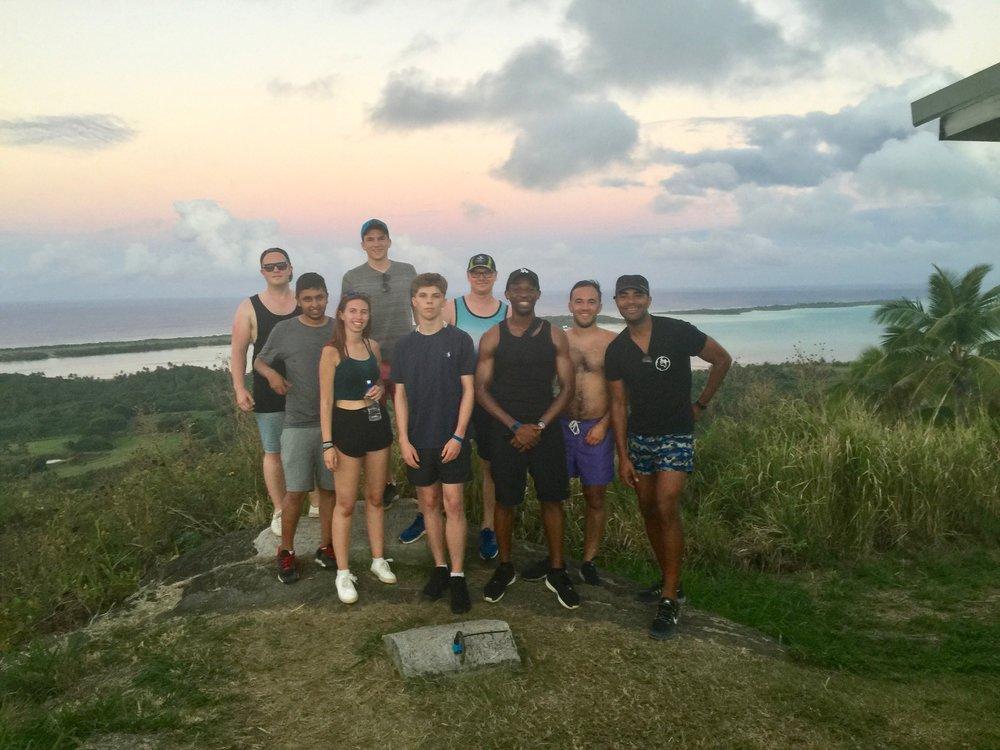 Travel Teacher | Maunga Pu hike