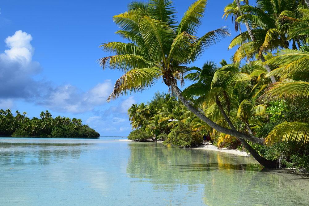 Travel Teacher | One foot island
