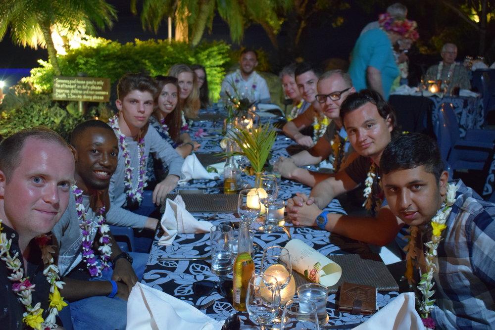 Travel Teacher | Aitutaki island night