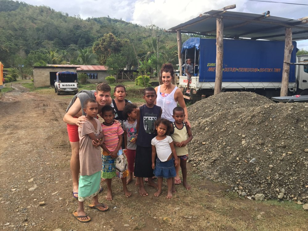 Travel Teacher | Volunteer projects in Fiji