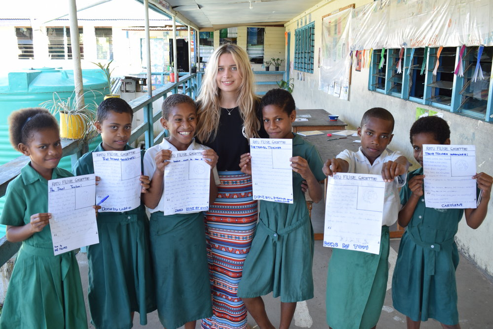 Travel Teacher | Teaching support in Fiji